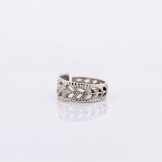 ring sølvring fingerring juvel sølvtøy sølvbestikk